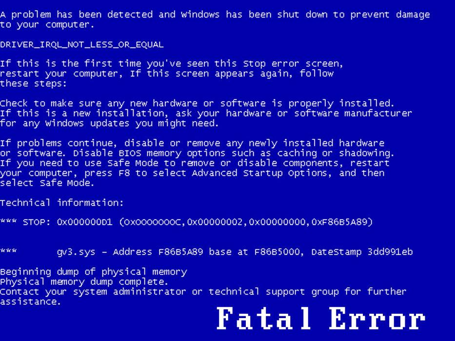 """Résultat de recherche d'images pour """"fatal error"""""""