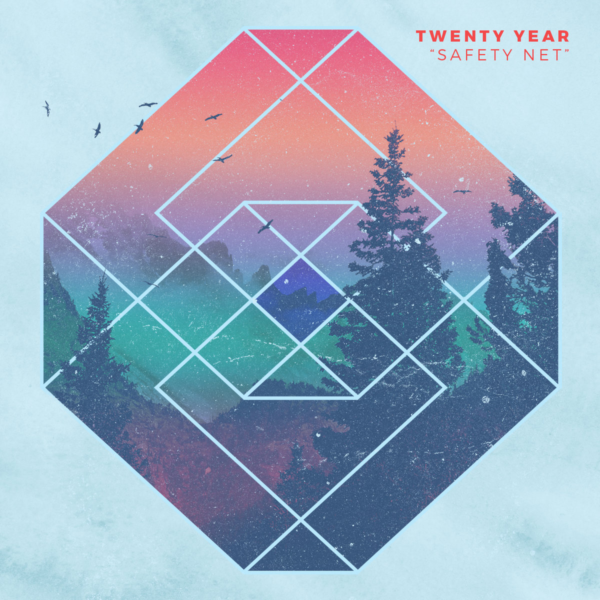 Twenty Year Push - Safety Net [single] (2016)