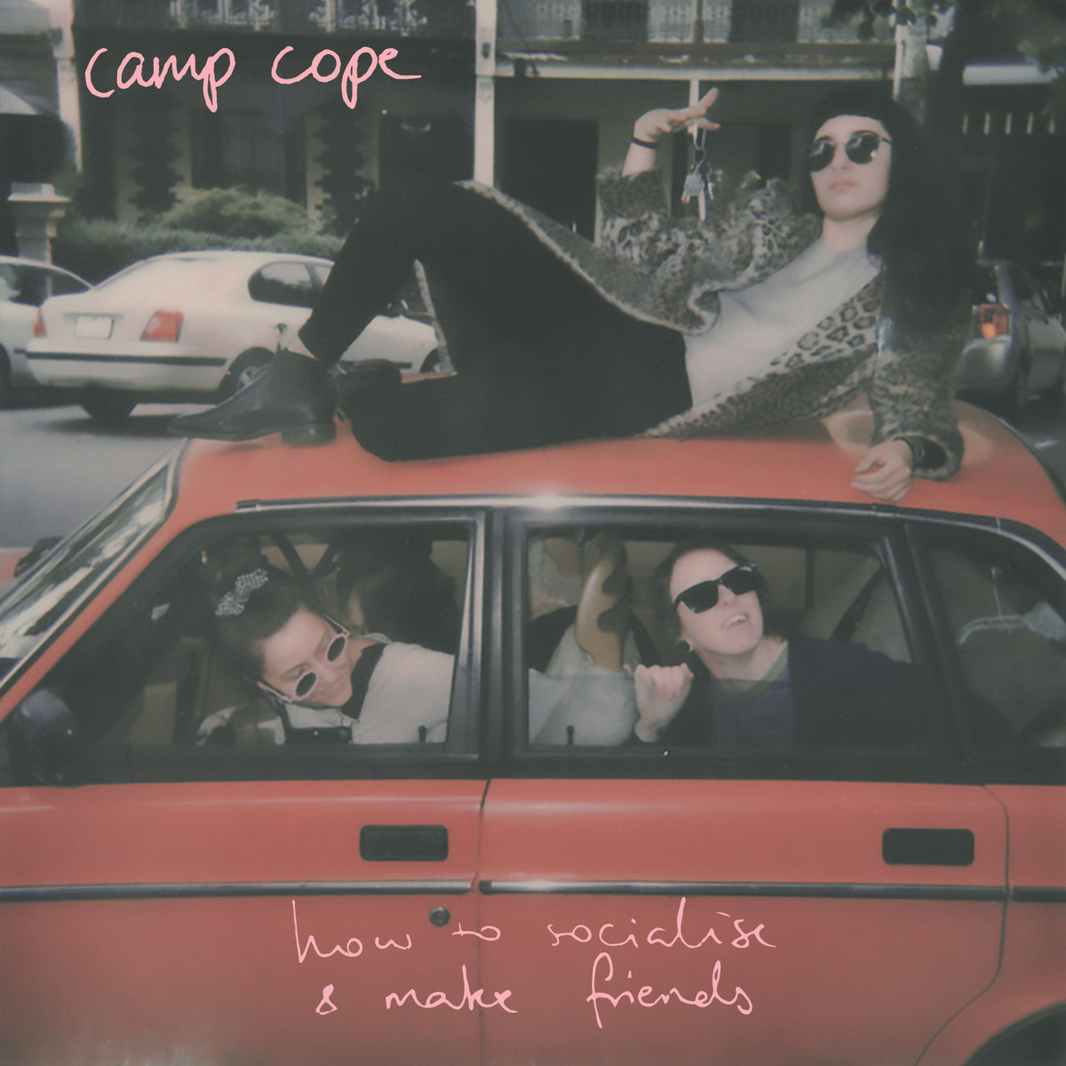 Image result for camp cope how to socialize and make friends