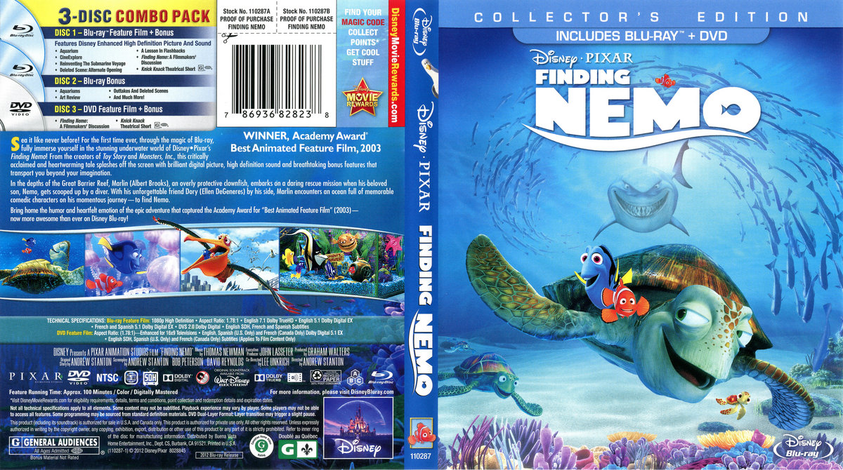 Finding Dory (English) full movie download in mp4