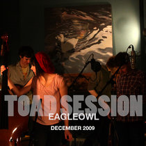 Toad Session #10 cover art