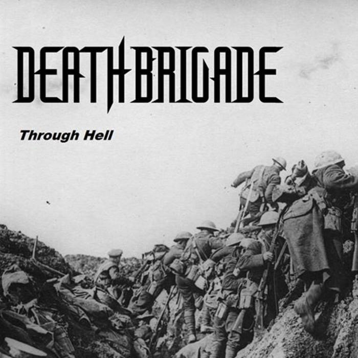 Through Hell cover art