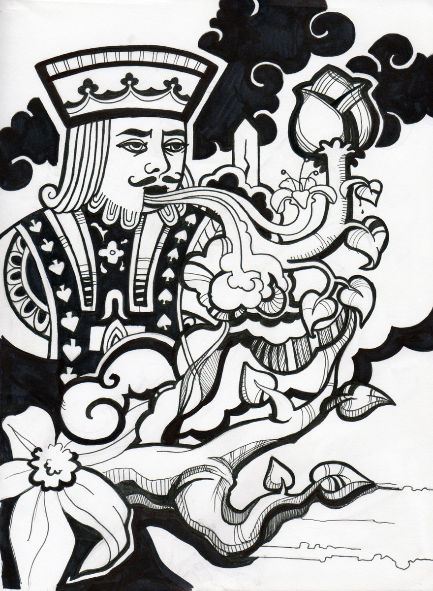 King Of Spades Cazmir