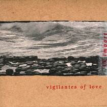 Vigilantes of Love/'Cross the Big Pond (UK) cover art