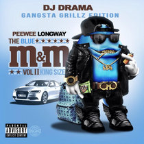 Peewee Longway - The Blue M&M Vol. 2 cover art