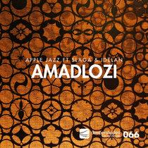 Amadlozi cover art