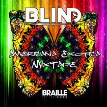 Americana Exotica Mixtape cover art