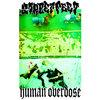 Human Overdose Split Cover Art