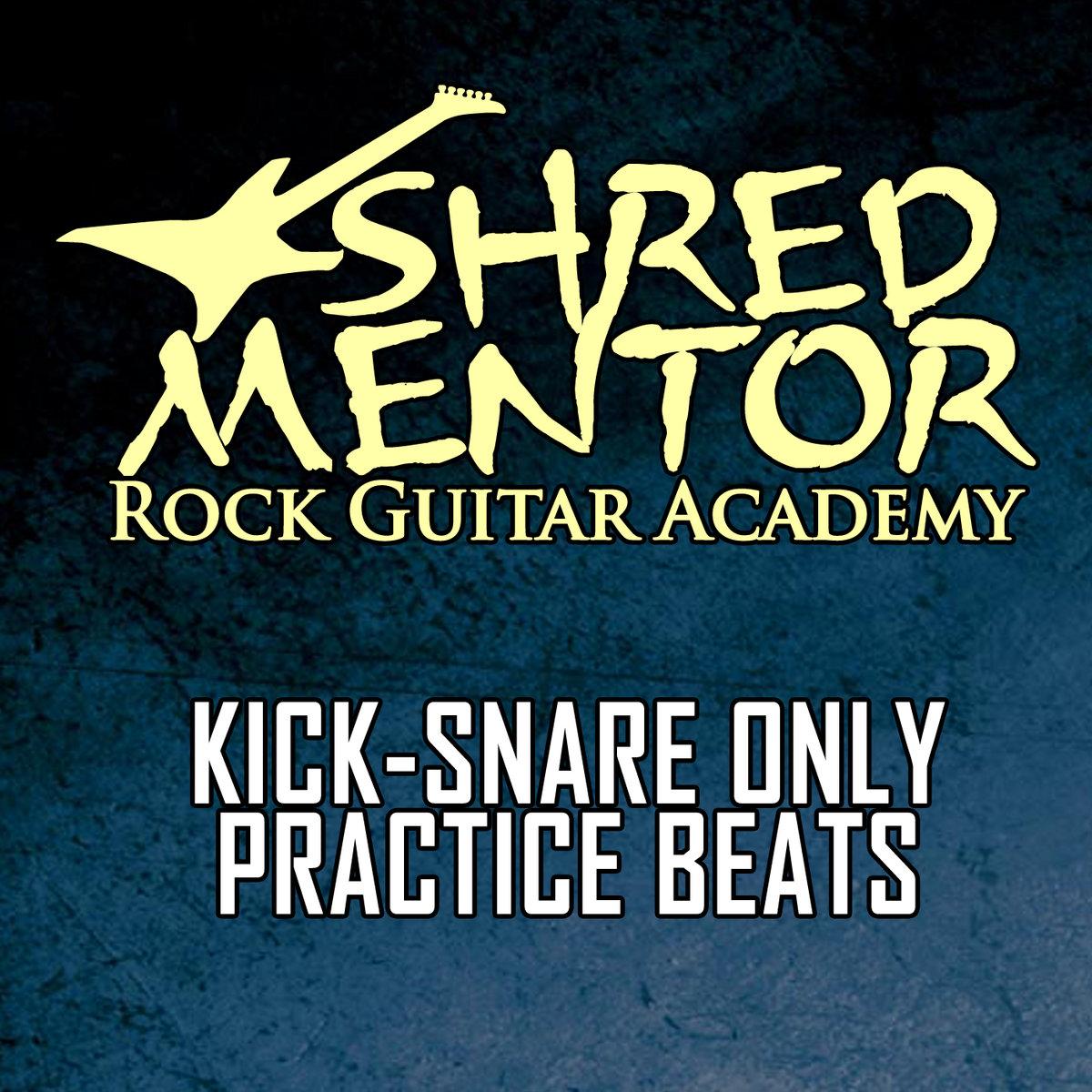Kick-Snare 90 bpm | ShredMentor