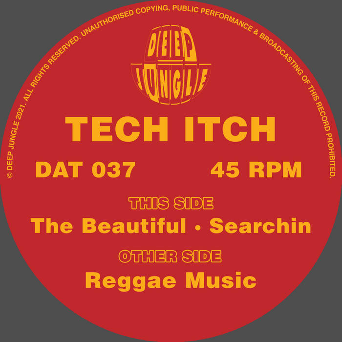 Download Technical Itch - Reggae Music / The Beautiful / Searchin mp3