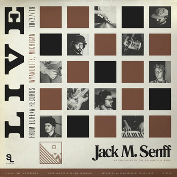 Live from Eureka Records 10/27/19 by Jack M. Senff