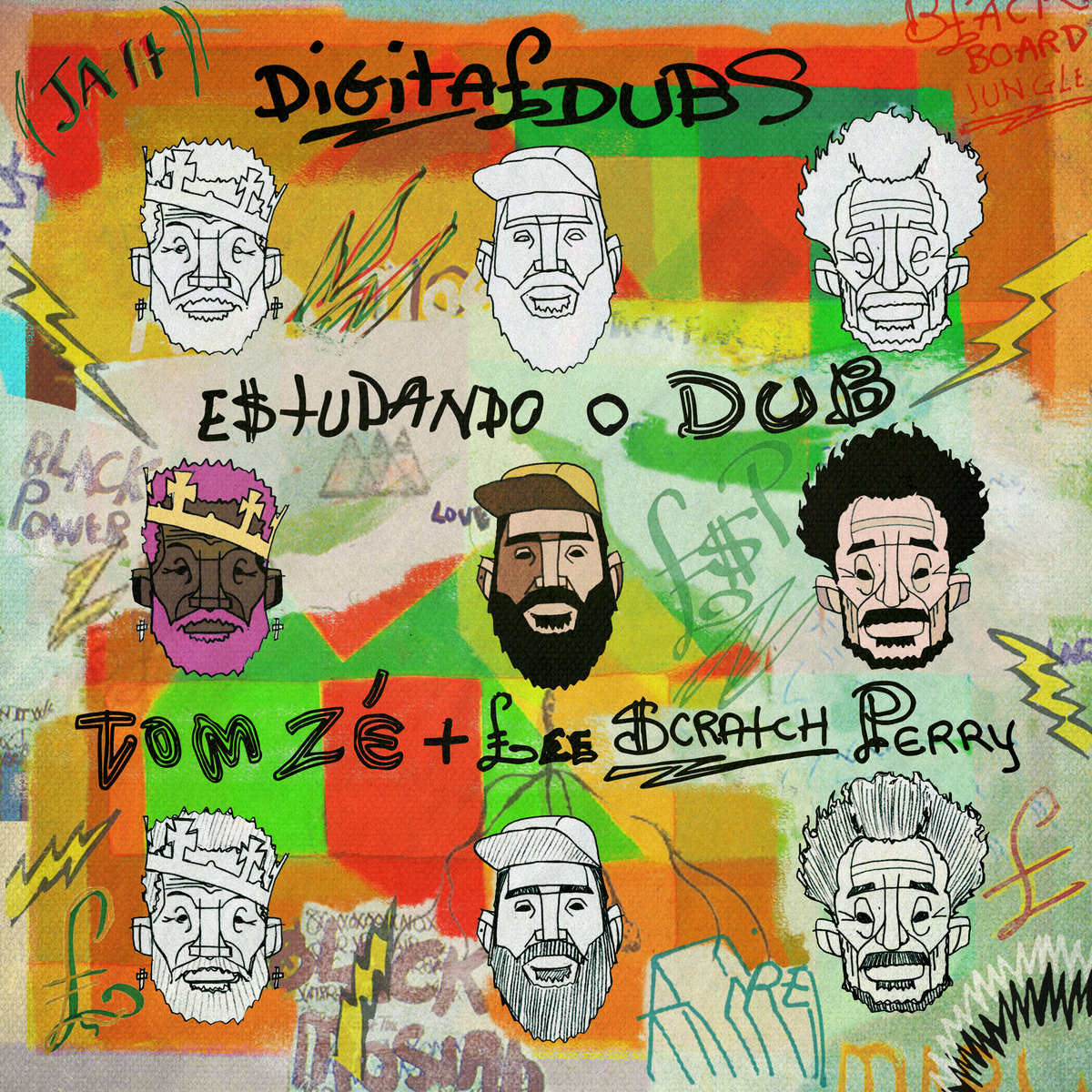 Estudando o Riddim (instrumental dub) | digitaldubs