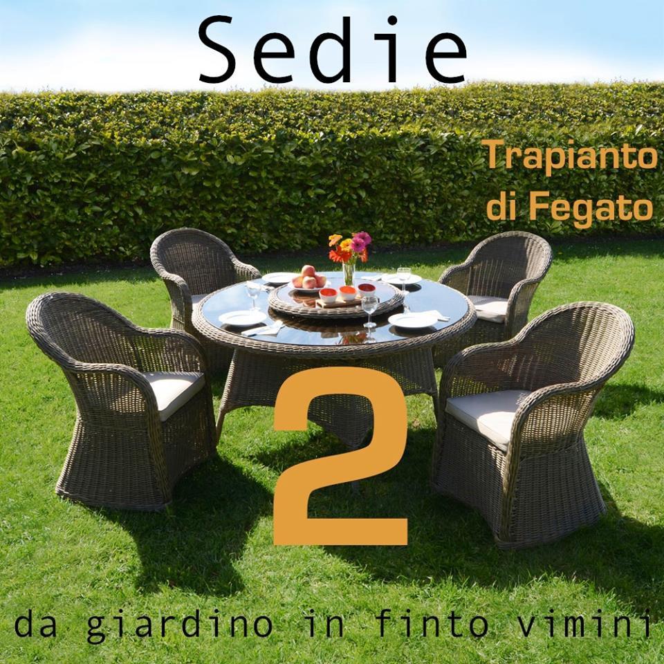 Sedie Da Giardino Finto Vimini.Sedie Da Giardino In Finto Vimini 2 Pizza Mafia Records