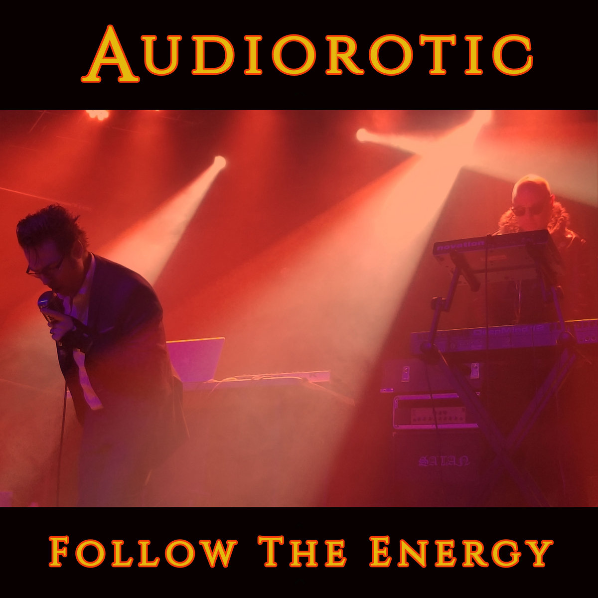 Follow the Energy by Audiorotic