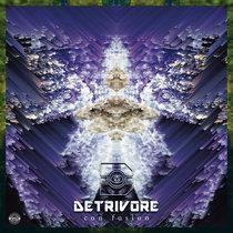 Detrivore - con fusion cover art