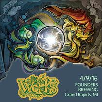 LIVE @ Founders Brewing Co. - Grand Rapids, MI 4/9/16 cover art