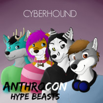 Anthrocon Hype Beasts cover art