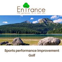 Sports Performance Improvement - Golf cover art