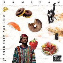Samiyam - Wish You Were Here cover art