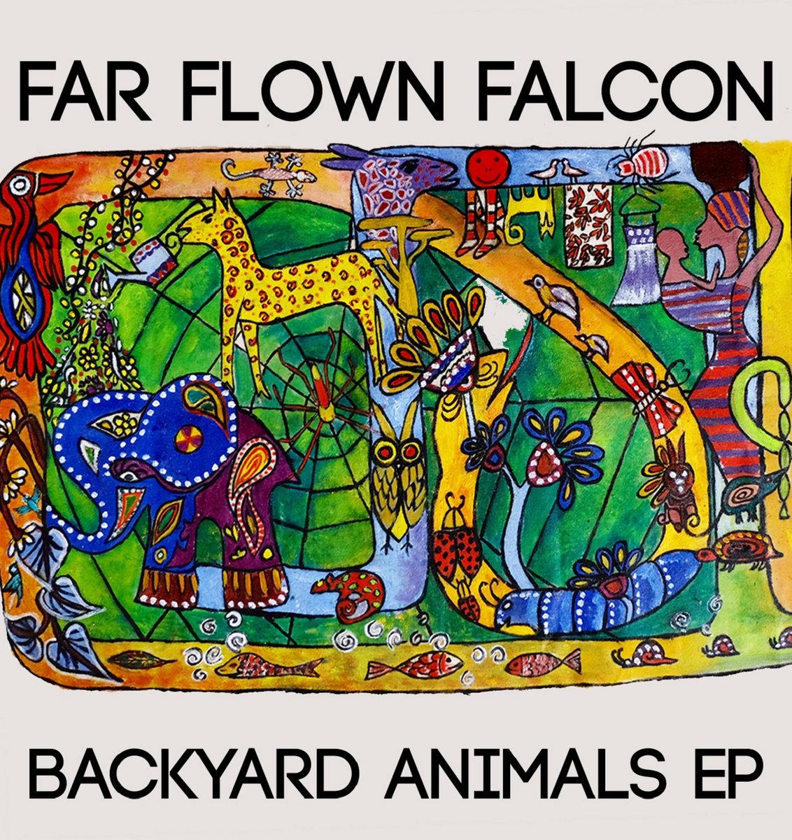 backyard animals ep far flown falcon