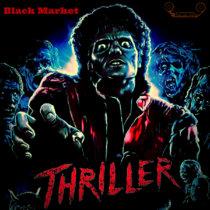 Michael Jackson - Thriller cover art