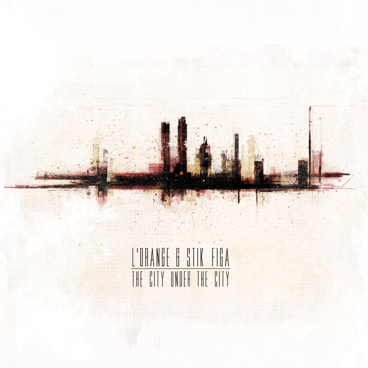 The City Under The City (Instrumentals) | L'Orange