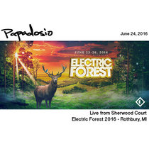 Live at Electric Forest 2016 cover art