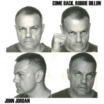 Come Back, Robbie Dillon cover art