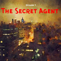 1. The Secret Agent cover art