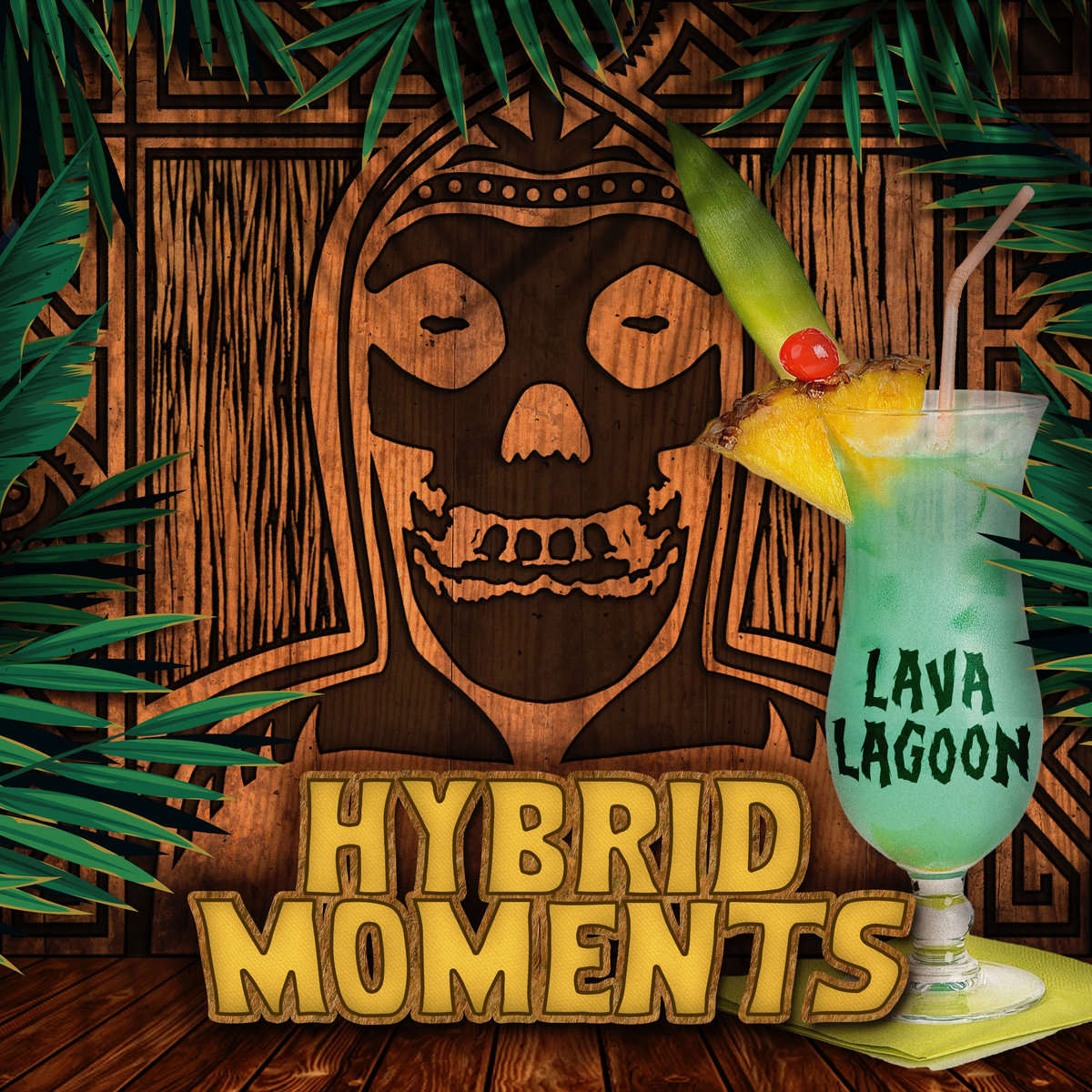 Hybrid Moments by Lava Lagoon