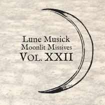 Moonlit Missive #22 cover art