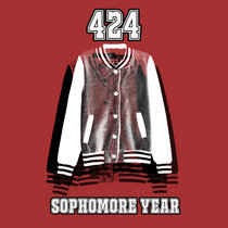 KAO - 424, Sophomore year cover art