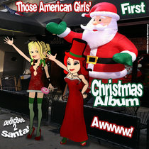 Those American Girls First Christmas Album Awww! cover art