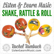 Shake, Rattle & Roll cover art