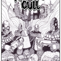 Human Cull cover art