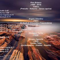Chitarristi Compositori Italiani della seconda metà del XX° Secolo cover art