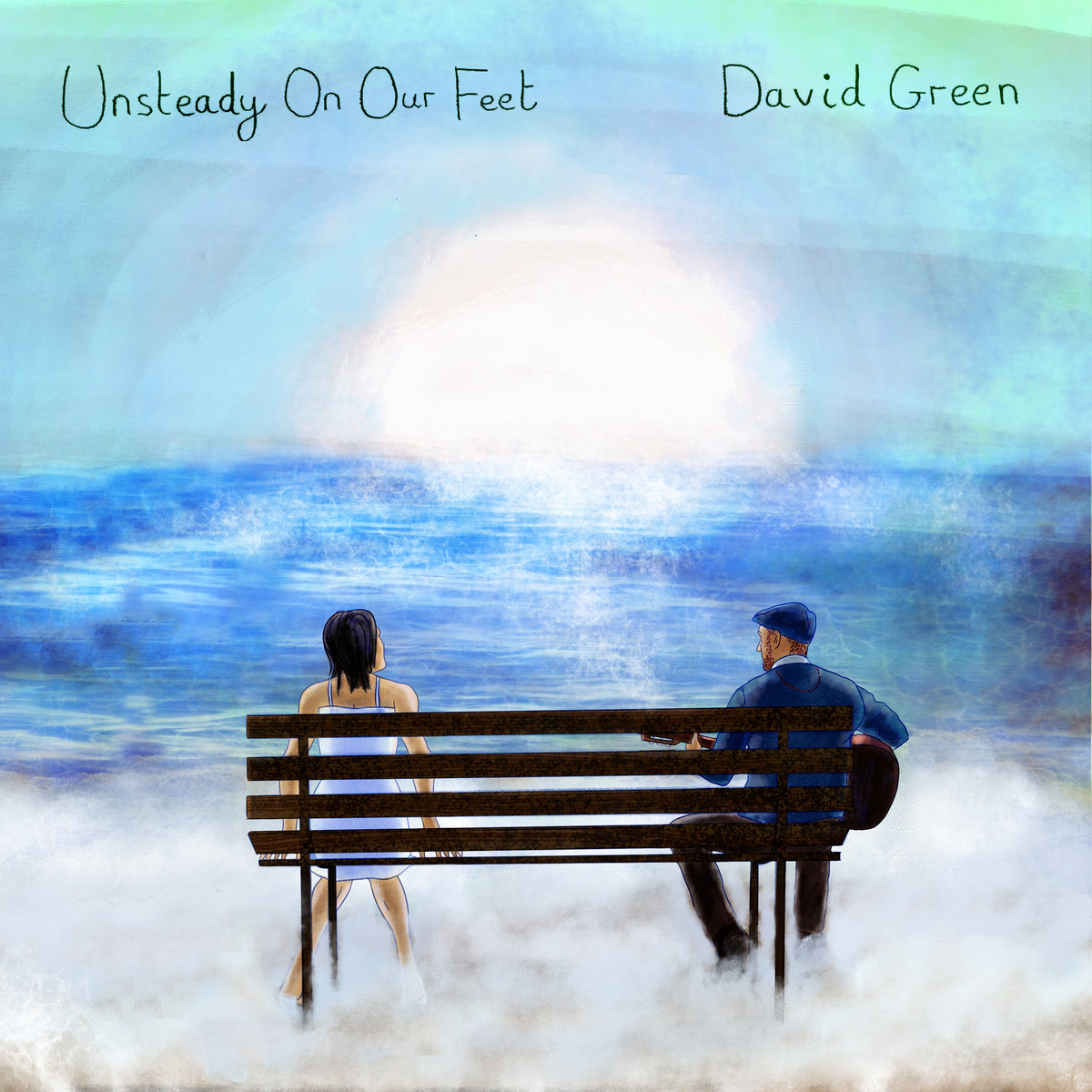 Unsteady On Our Feet | David Green