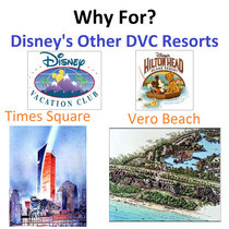 Why For? Episode 3 - Disney's Other DVC Resorts cover art