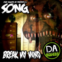 Break My Mind - Instrumental cover art