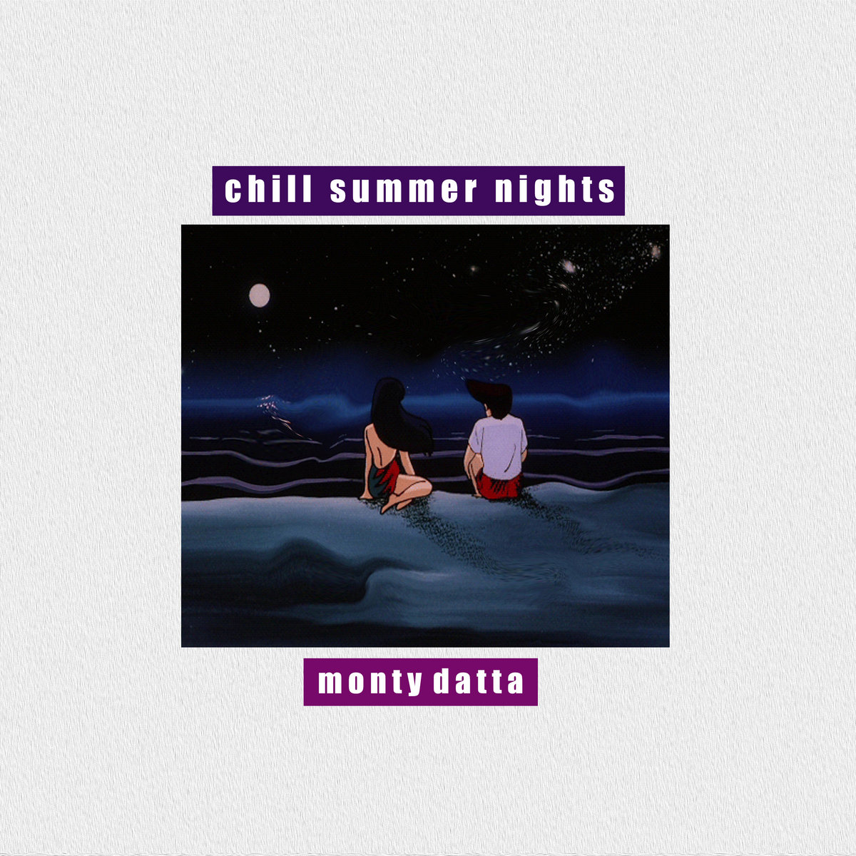 Chill Summer Nights - Lofi Hip Hop Mix | Monty Datta