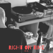 Right On Time cover art