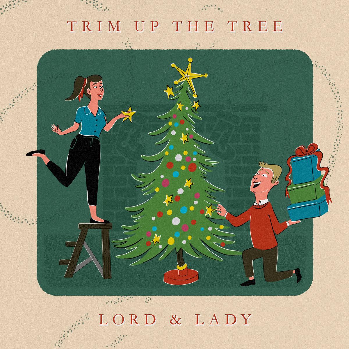 Trim Up the Tree (From Dr. Seuss' How the Grinch Stole Christmas ! )