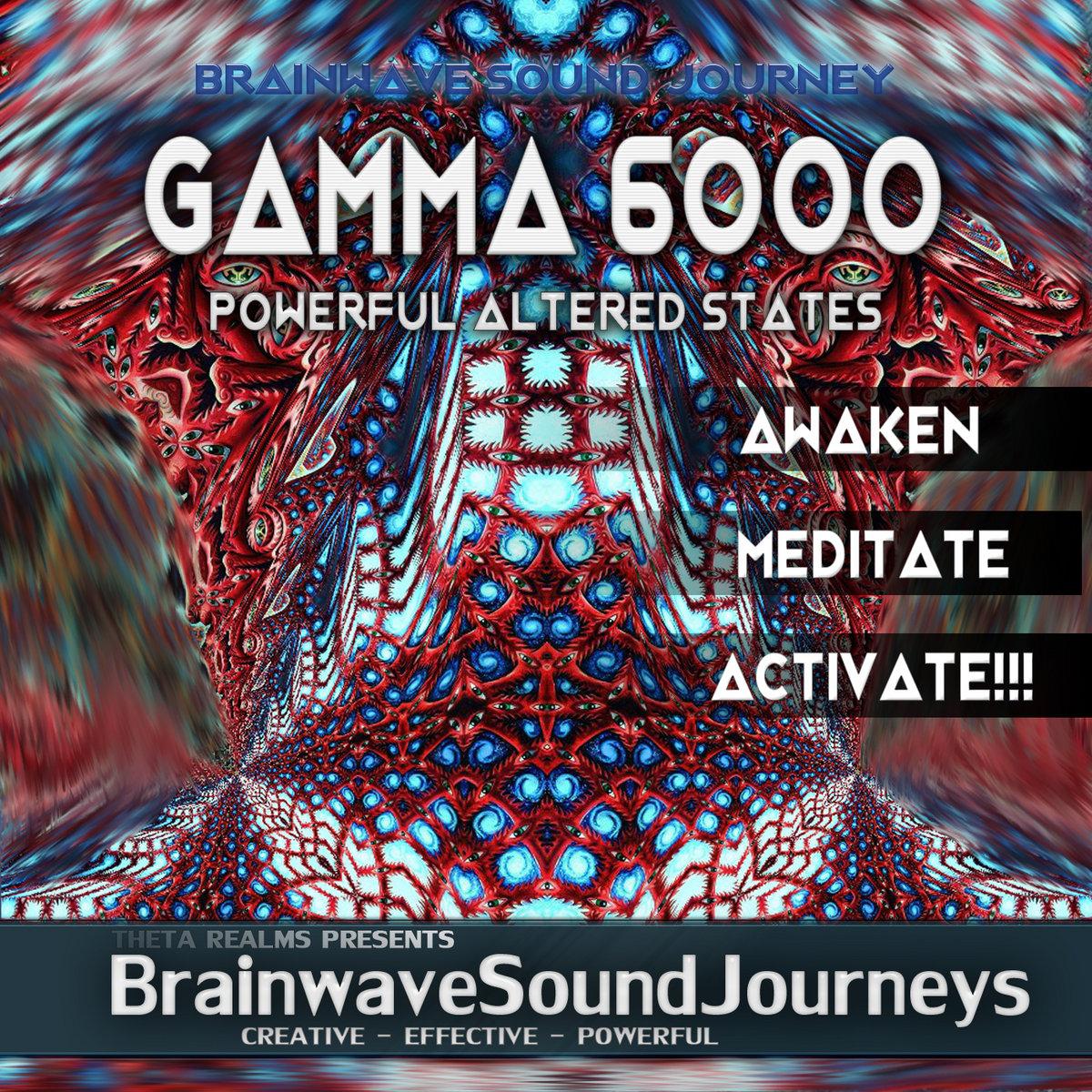 GAMMA 6000 - VOL 2 GAMMA THETA MEDITATION | Theta Realms - Binaural