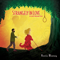 Strangely In Love cover art