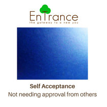 Self Acceptance – Not needing approval from others cover art