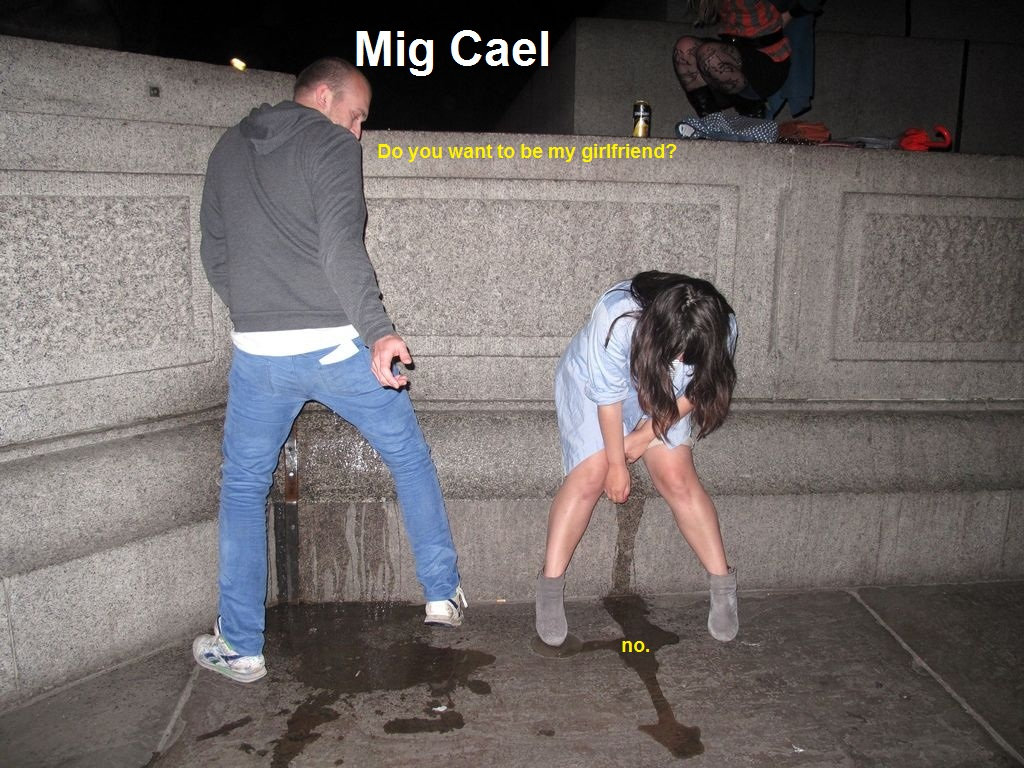Do You Want To Be My Girlfriend Mig Cael