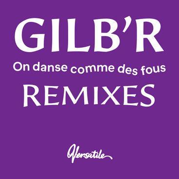 VER133 - GILB'R - remixes main photo