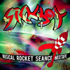 Musical Rocket Seance Mixtape Cover Art