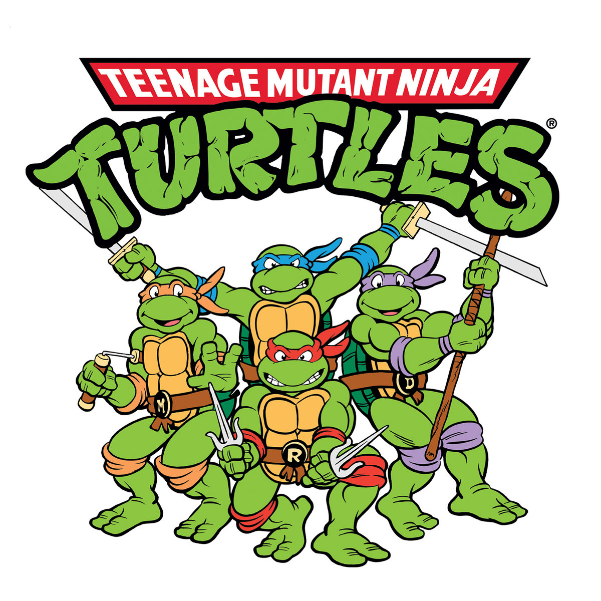 tmnt opening theme 1987 teenage mutant ninja turtles