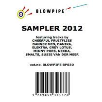 Sampler 2012 cover art